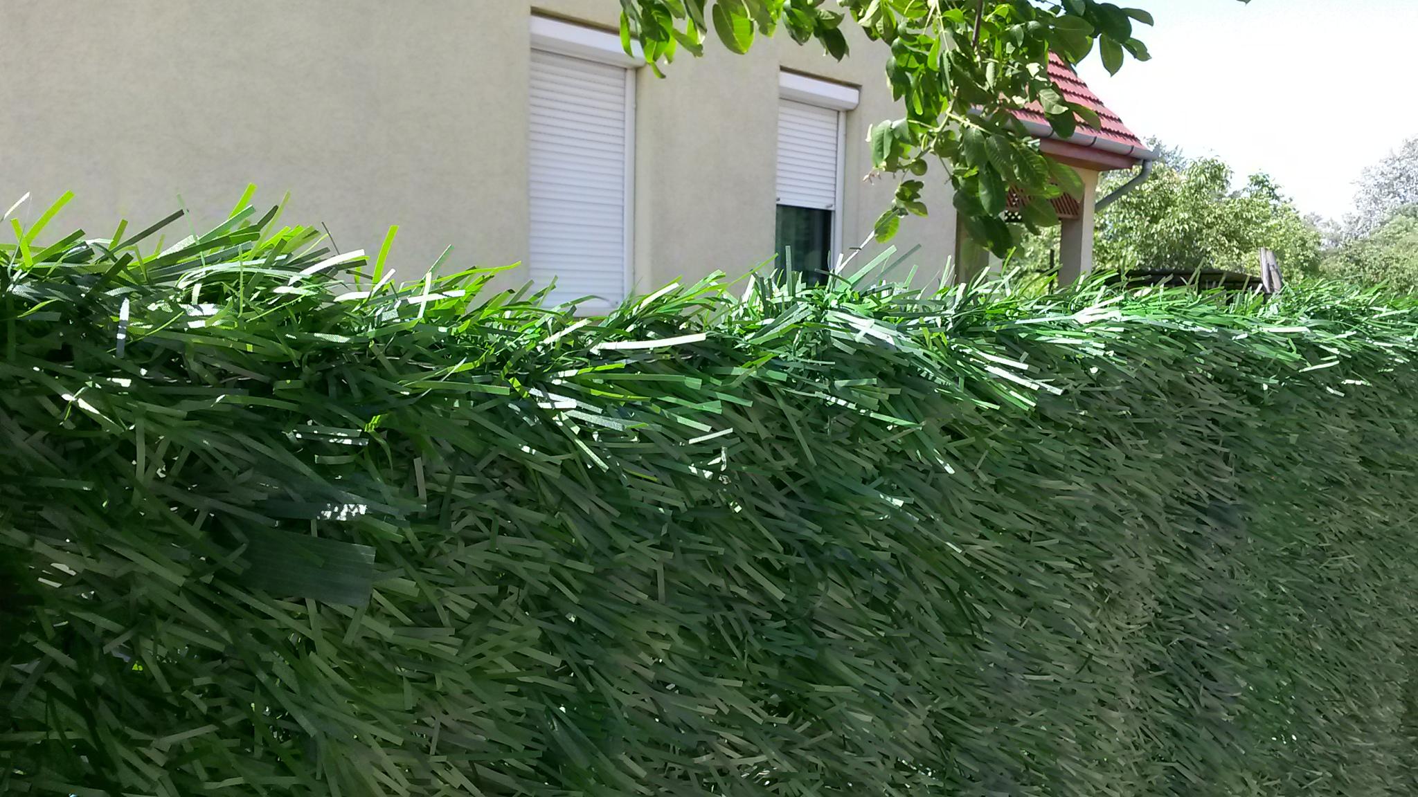 Künstliche Hecke Sichtschutz Gartenwebshop