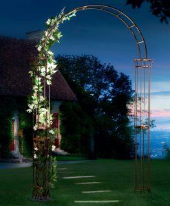 Gartengestaltung und Dekoration