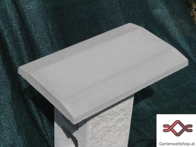 mauerabdeckung beton breite 30cm. Black Bedroom Furniture Sets. Home Design Ideas