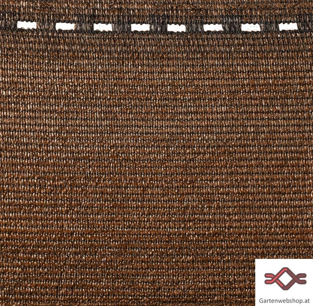 Sichtschutzblende Fur Zaun Braun 95 Schattierwert